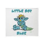 Baby Geoff Throw Blanket