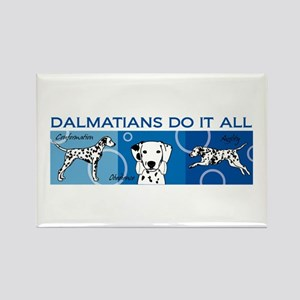 Dals Do It All Rectangle Magnet