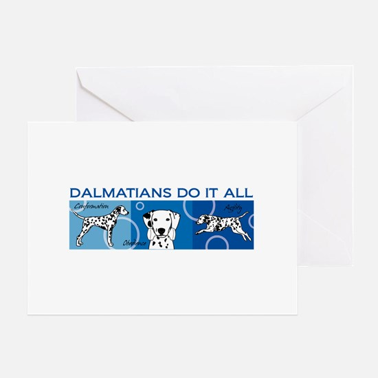 Dals Do It All Greeting Card