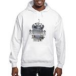 2011 Seniors Twisted Keg Hooded Sweatshirt