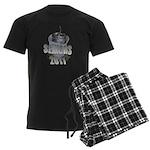 2011 Seniors Twisted Keg Men's Dark Pajamas