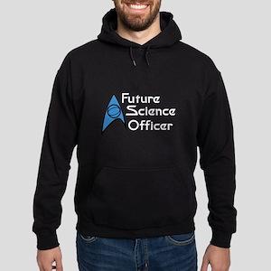 Future Science Officer Hoodie (dark)