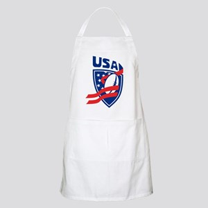 American USA Rugby Apron