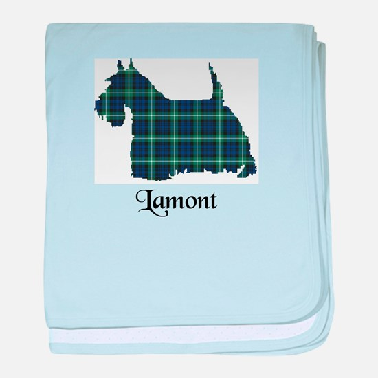 Terrier - Lamont baby blanket