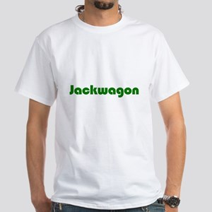 Jackwagon White T-Shirt