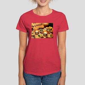 Danger Zone Women's Dark T-Shirt