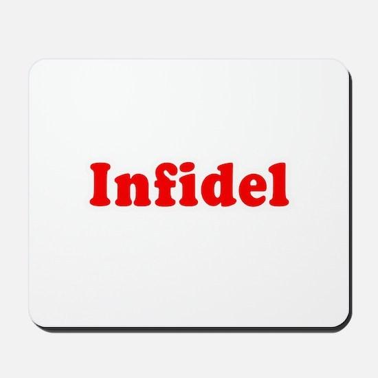 Infidel -  Mousepad
