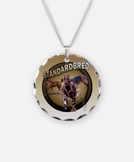 Foal to Racing Necklace