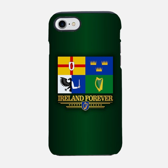 Ireland Forever Iphone 7 Tough Case