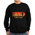 Malibu Messiah Sweatshirt (dark)