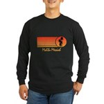 Malibu Messiah Long Sleeve Dark T-Shirt