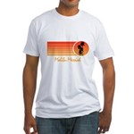 Malibu Messiah Fitted T-Shirt