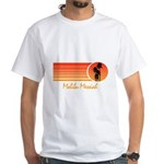 Malibu Messiah White T-Shirt
