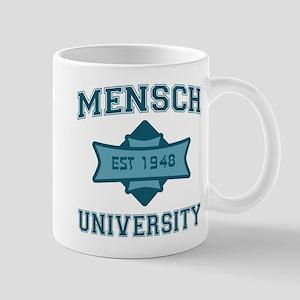 Mensch University - Mug