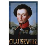 Large Clausewitz Poster (23x35)