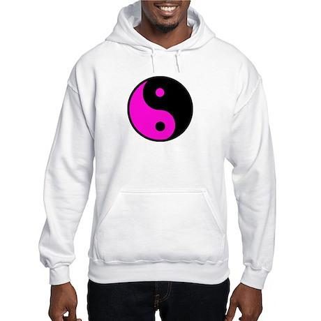 Yin Yang Hooded Sweatshirt