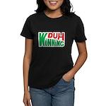 Duh Winning Women's Dark T-Shirt