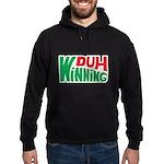 Duh Winning Hoodie (dark)