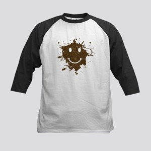 Mud Face Kids Baseball Jersey