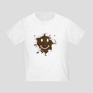 Mud Face Toddler T-Shirt