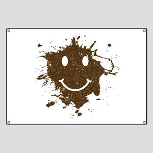 Mud Face Banner