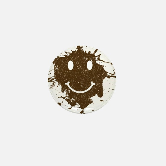 Mud Face Mini Button