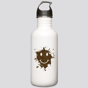 Mud Face Stainless Water Bottle 1.0L