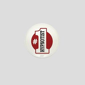 #1 Hypnotist Mini Button