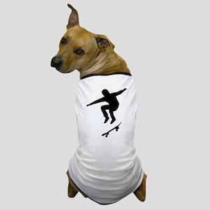 Skateboarder Dog T-Shirt