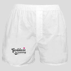 Goddess in Training Boxer Shorts
