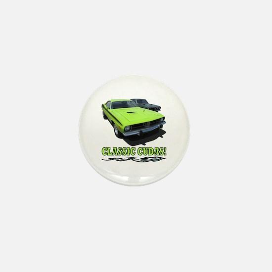 CLASSIC CUDAS! Mini Button