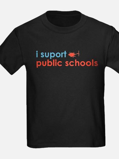 Public Schools T
