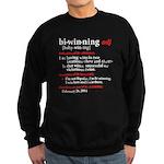 Bi-Winning Definition Sweatshirt (dark)