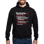Bi-Winning Definition Hoodie (dark)