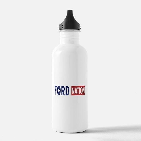 Cute Rob Sports Water Bottle