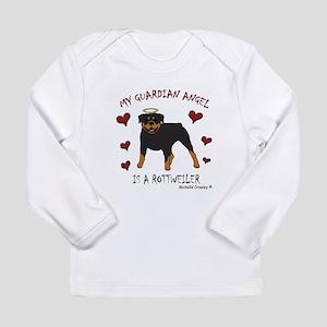 rottweiler Long Sleeve Infant T-Shirt
