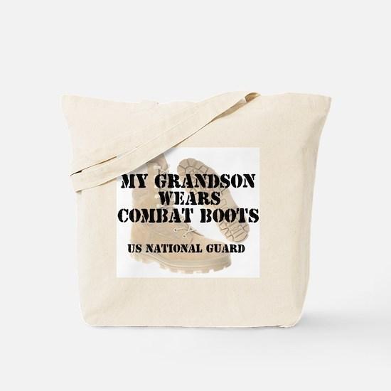 My Grandson Wears NG DCB Tote Bag