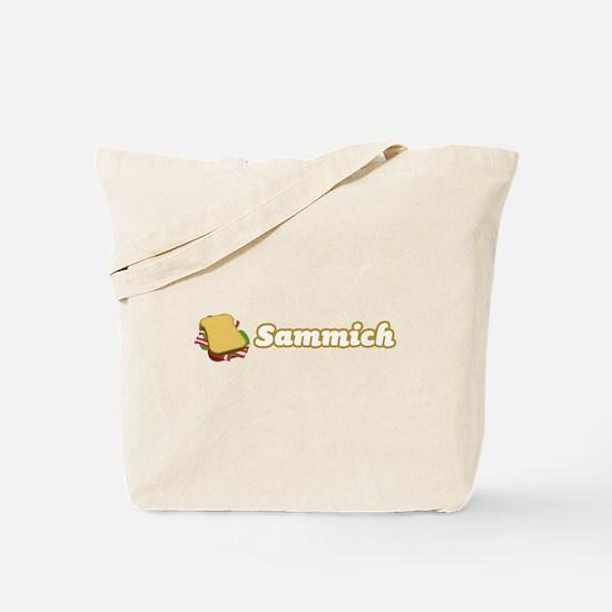 Sammich Tote Bag