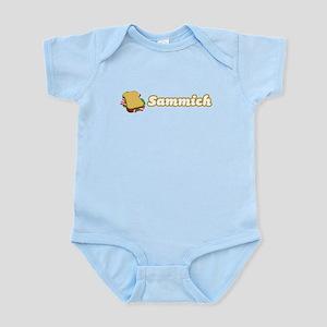 Sammich Infant Bodysuit