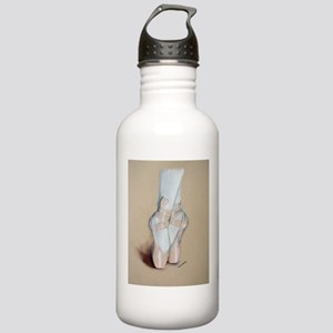 Ballet Pointe Shoes Stainless Water Bottle 1.0L