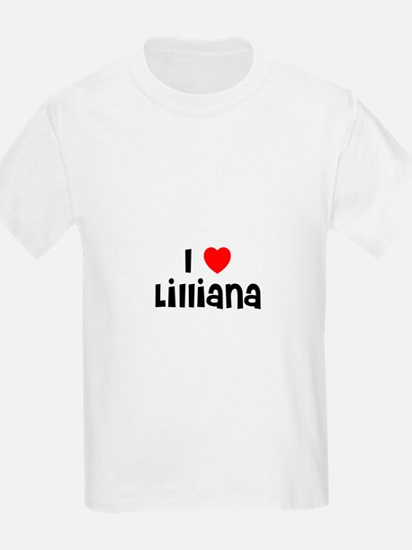 I * Lilliana Kids T-Shirt