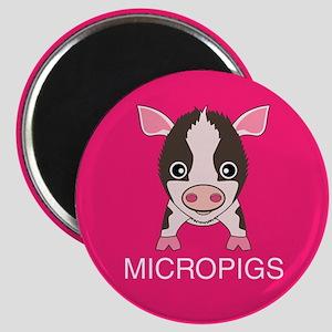 Love Micropigs Magnet