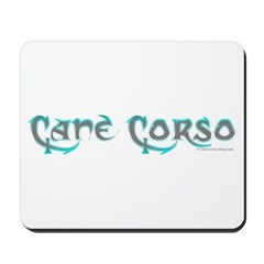 Cane Corso Mousepad