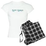 Cane Corso Women's Light Pajamas