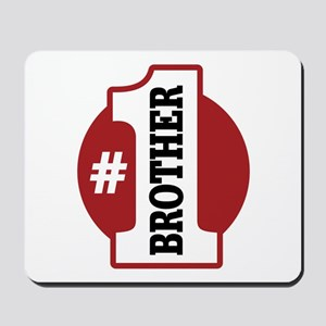 #1 Brother Mousepad