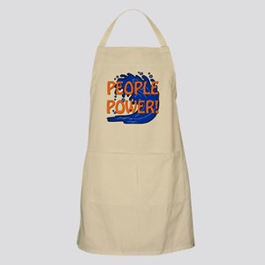 People Power Light Apron