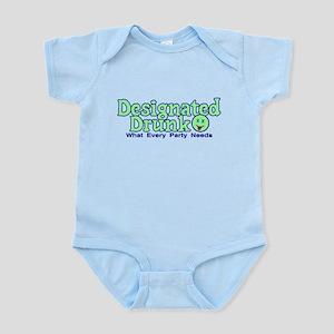 Designated Drunk Infant Bodysuit