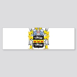 Tylor Family Crest - Coat of Arms Bumper Sticker
