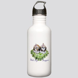 Shih Tzu Happens! Stainless Water Bottle 1.0L