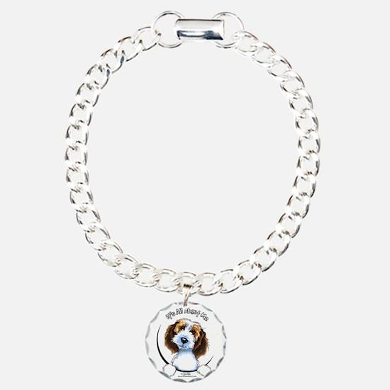 Petit Basset Griffon Vendeen IAAM Bracelet